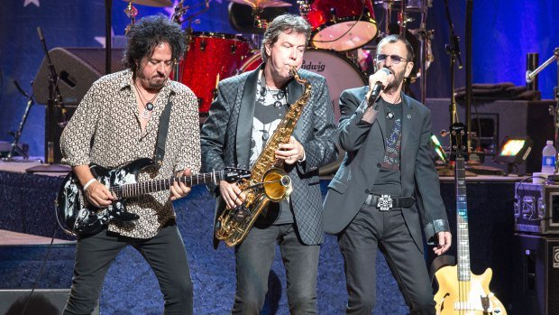 steve-lukather-warren-ham-ringo-starr-by-maria-ives