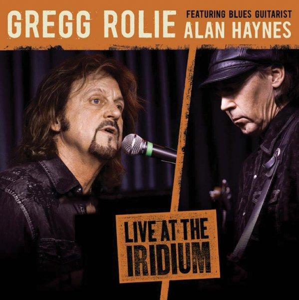 Live at The Iridium Cover